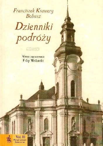 Okładka książki Dzienniki podróży