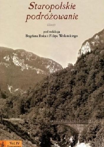 Okładka książki Staropolskie podróżowanie