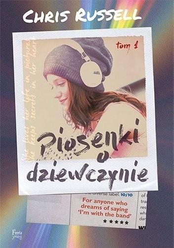 Okładka książki Piosenki o dziewczynie