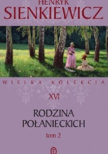 Okładka książki Rodzina Połanieckich T 2