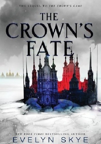 Okładka książki The Crown's Fate