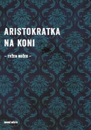 Okładka książki Aristokratka na koni