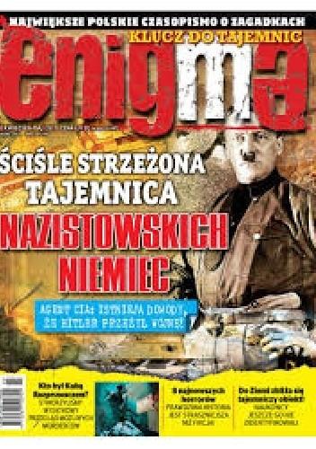 Okładka książki Enigma. Klucz do tajemnic 3/2017