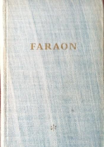 Okładka książki Faraon tom pierwszy