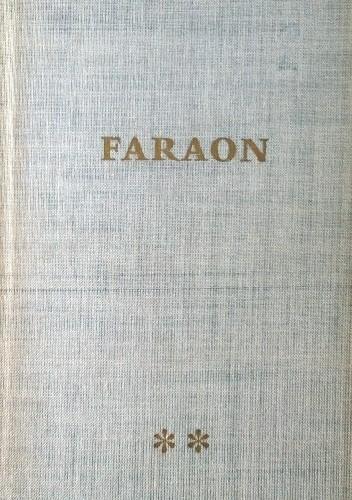Okładka książki Faraon tom drugi
