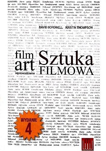 Okładka książki Film Art. Sztuka filmowa. Wprowadzenie