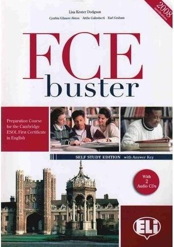 Okładka książki FCE buster