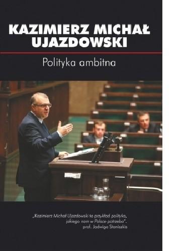Okładka książki Polityka Ambitna