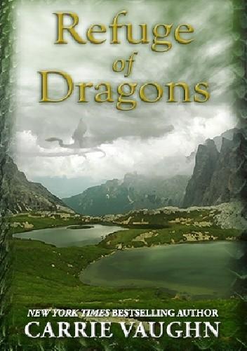 Okładka książki Refuge of Dragons
