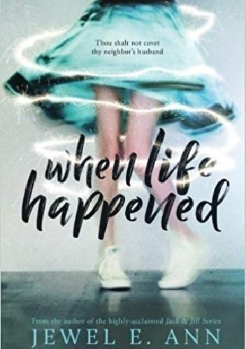 Okładka książki When Life Happened