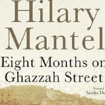 Okładka książki Eight Months on Ghazzah Street