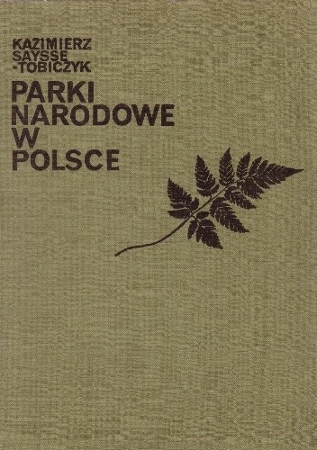 Okładka książki Parki Narodowe w Polsce