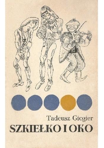 Okładka książki Szkiełko i oko. Fraszki