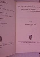 Die equites singulares Augusti: Begleittruppe der römischen Kaiser des 2. und 3. Jahrhunderts
