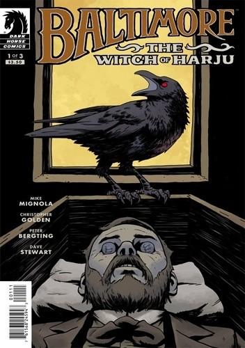Okładka książki Baltimore: The Witch of Harju #1