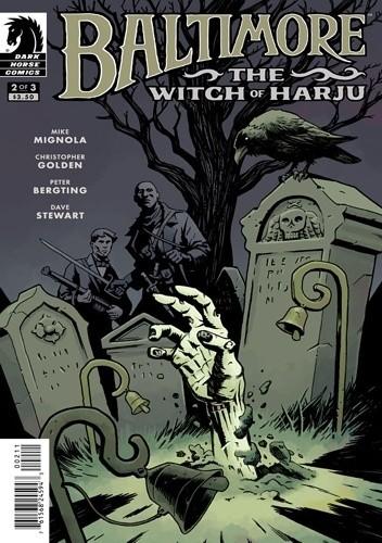 Okładka książki Baltimore: The Witch of Harju #2