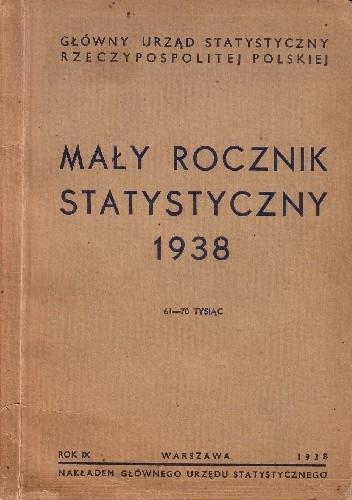 Okładka książki Mały rocznik statystyczny