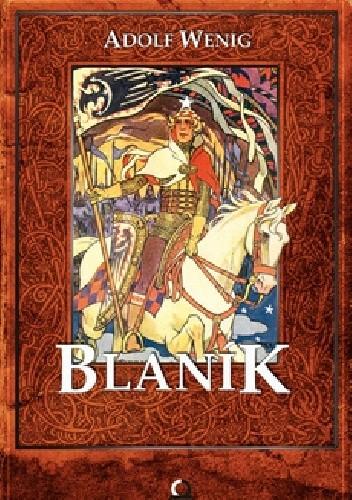 Okładka książki Blaník