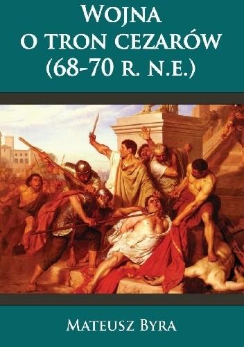 Okładka książki Wojna o tron cezarów