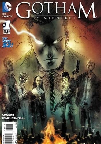 Okładka książki Gotham by Midnight #1 - Chapter One: We Do Not Sleep