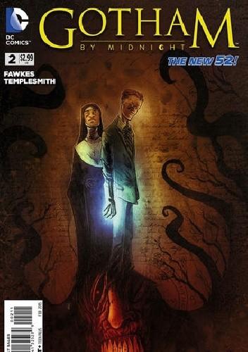 Okładka książki Gotham by Midnight #2 - Chapter Two: We Will Not Rest