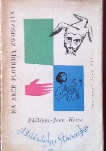 Okładka książki Na arce plotkują zwierzęta