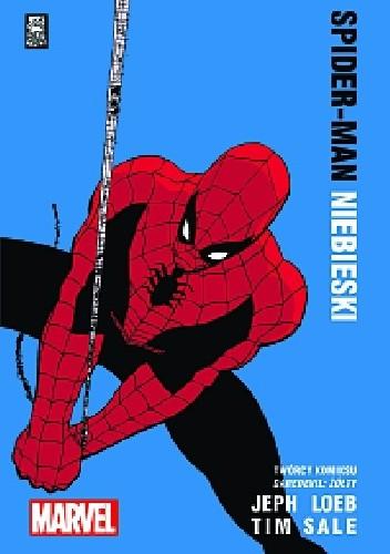Okładka książki Spider-Man: Niebieski