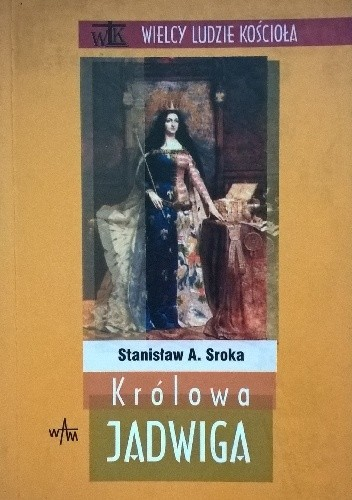 Okładka książki Królowa Jadwiga