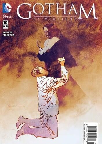 Okładka książki Gotham by Midnight #10 - Nothing Will Stop Us