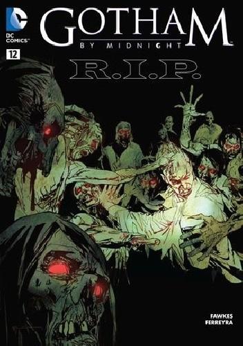 Okładka książki Gotham by Midnight #12 - Midnight
