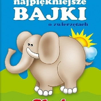 Okładka książki Słoń i przyjaciele