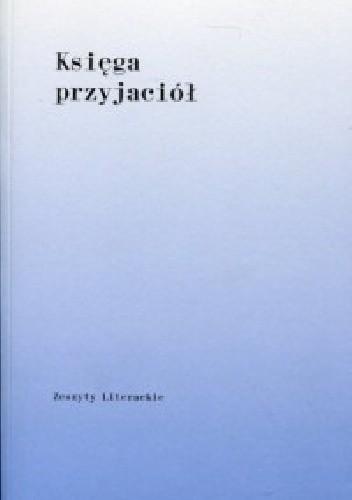 Okładka książki Księga przyjaciół. Dla Barbary Toruńczyk