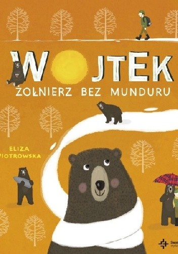 Okładka książki Wojtek. Żołnierz bez munduru