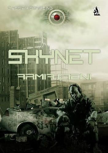 Okładka książki Skynet Armia Cieni