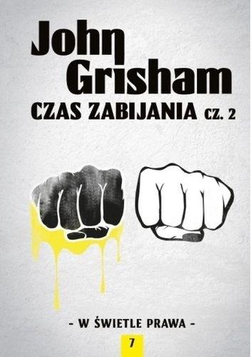 Okładka książki Czas zabijania cz.2