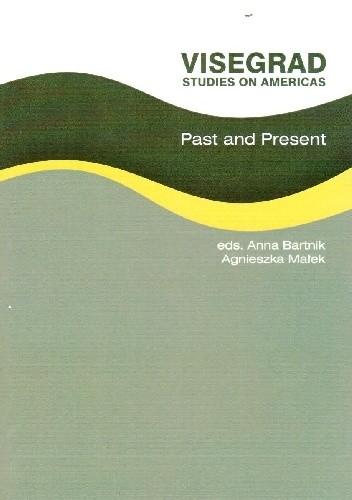 Okładka książki Visegrad Studies on Americas. Past and Present