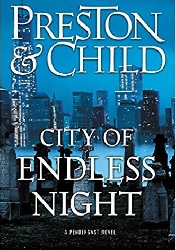 Okładka książki City of Endless Night