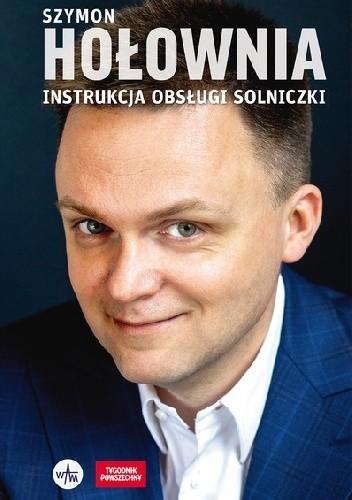 Okładka książki Instrukcja obsługi solniczki
