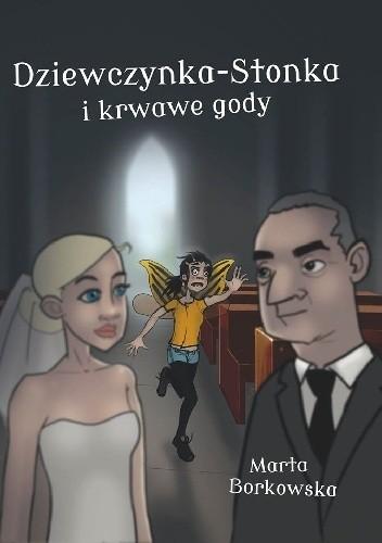 Okładka książki Dziewczynka-Stonka i krwawe gody