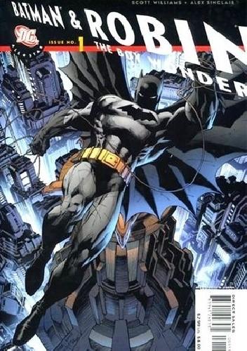 """Okładka książki All Star Batman & Robin, The Boy Wonder #1 - """"This should get me KILLED. But it WON'T."""""""