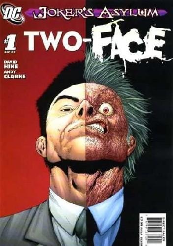 Okładka książki Joker's Asylum: Two-Face