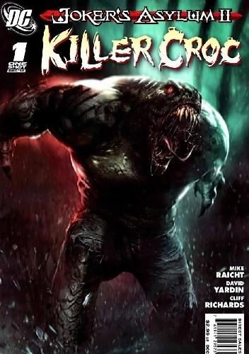 Okładka książki Joker's Asylum II: Killer Croc