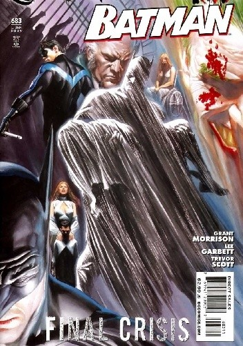 Okładka książki Batman #683