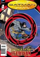 Batman, Incorporated #1