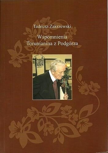 Okładka książki Wspomnienia Torunianina z Podgórza