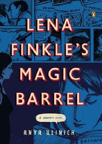Okładka książki Lena Finkle's Magic Barrel