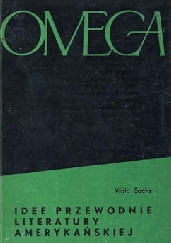 Okładka książki Idee przewodnie literatury amerykańskiej