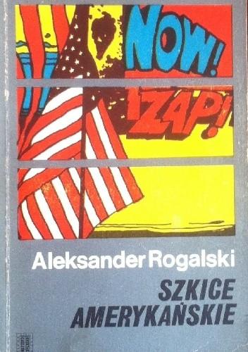 Okładka książki Szkice amerykanskie