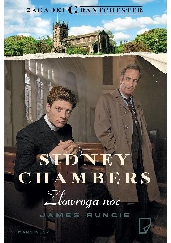 Okładka książki Sidney Chambers. Złowroga noc