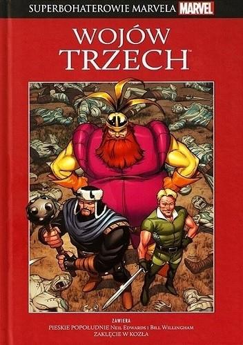 Okładka książki Wojów trzech: Pieskie popołudnie / Zaklęcie w kozła